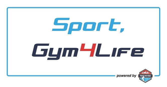 Logo Web Sport, gym4life